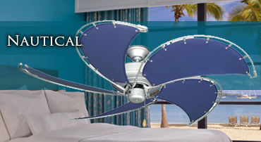 Nautical Ceiling Fan