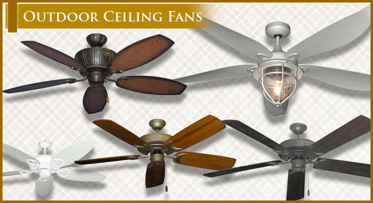 modern ceiling fans outdoor ceiling fans