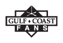 Gulf Coast Ceiling Fan