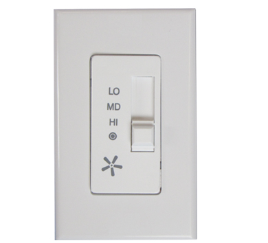 ... Ceiling Fan Slide Speed Control Switch - The Tropical Fan Company