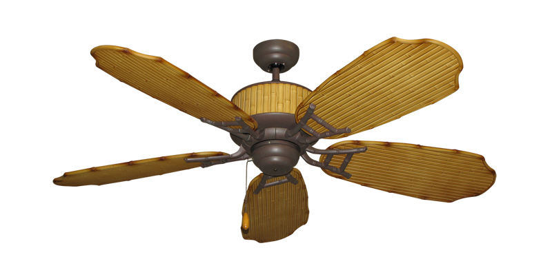 Tropical Ceiling Fans : Inch cabana breeze outdoor tropical ceiling fan