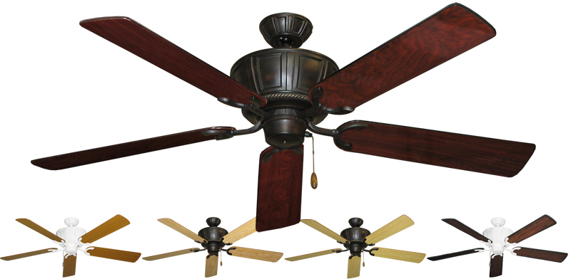 56 Inch Centurion Traditional Ceiling Fan