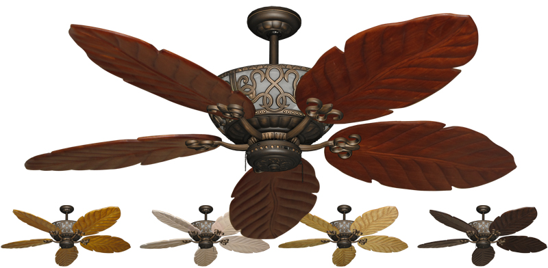 58 Inch Excalibur Large Ceiling Fan With Arbor 100 Blades