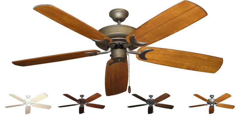 60 Inch Raindance Large Ceiling Fan