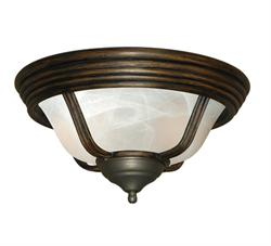 Moroccan Night Light 190 Ceiling Fan Light - The Tropical Ceiling Fan