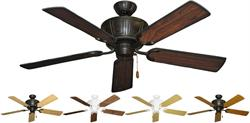 Gulf Coast - Centurion Traditional Ceiling Fan w/ 52