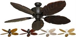 Centurion Outdoor Tropical Ceiling Fan w/ 58