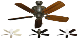 52 inch Centurion Outdoor Ceiling Fan - Arbor 425 Hand Crafted Blades