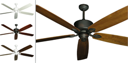 72 inch Hercules Ceiling Fan