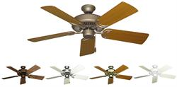 Gulf Coast - Riviera Traditional Ceiling Fan w/ 44