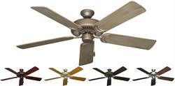 Gulf Coast - Riviera Traditional Ceiling Fan w/ 52