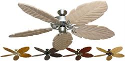 Gulf Coast - Riviera Tropical Ceiling Fan w/ 58