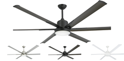TroposAir Titan 72 inch Large Ceiling Fan