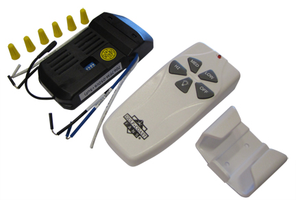 Hand Held Remote and Receiver