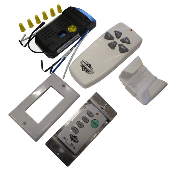 In Wall Remote and Receiver Combo