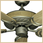 Atlantis Traditional Ceiling Fan