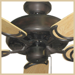 Dixie Belle Traditional Ceiling Fan