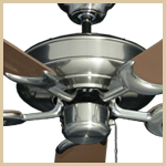 Raindance Traditional Ceiling Fan