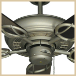 Trinidad Traditional Ceiling Fan