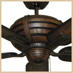 Madeira Traditional Ceiling Fan