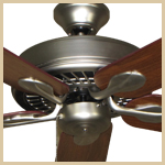 Meridian Traditional Ceiling Fan