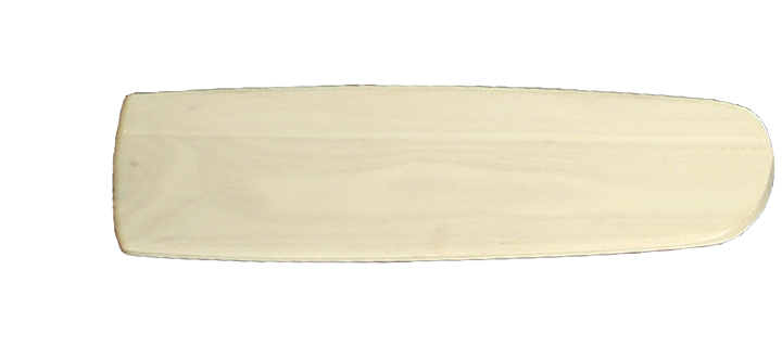 Arbor 425 Whitewash - 52 inch hand crafted wood blade