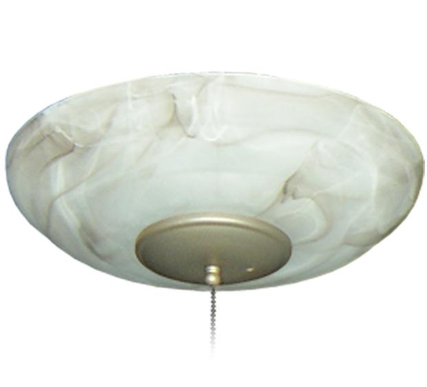 Twin Star Ceiling Fan Light 171 Mocha The Tropical Fan