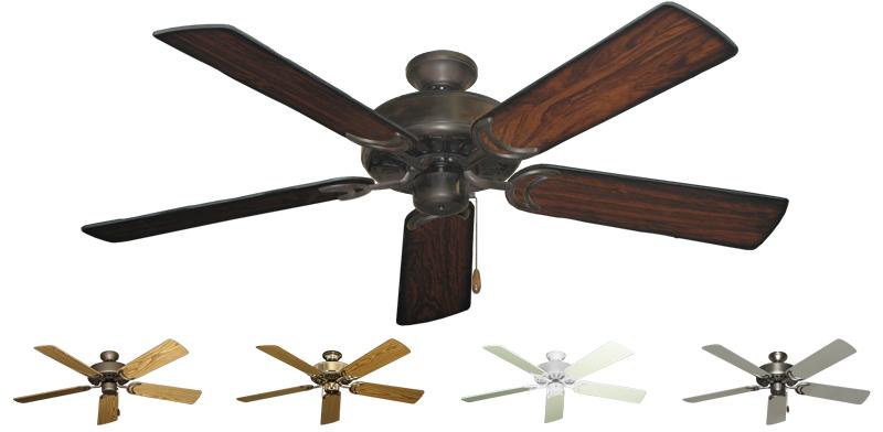 Dixie Belle Traditional Ceiling Fan W 52