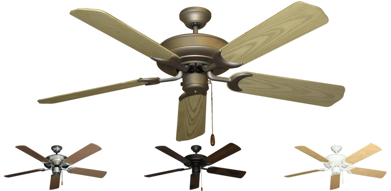 Wet Rated Ceiling Fan 2021