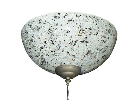 262 Confetti Crackle Bowl Light