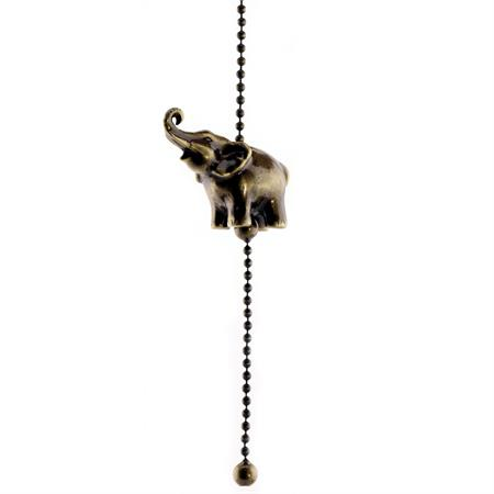 Fan Pull Chain - Elephant