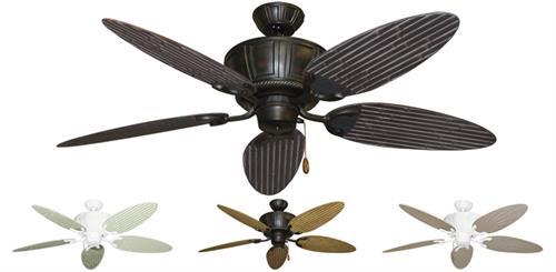 Centurion Decorative Outdoor Ceiling Fan W 52