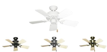 Gulf Coast - 31 inch Dixie Belle Traditional Ceiling Fan