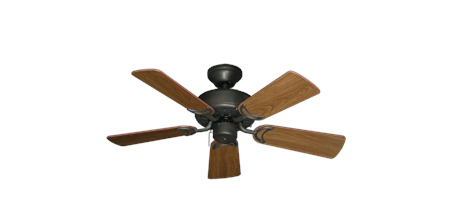 36 Inch Dixie Belle Small Traditional Ceiling Fan