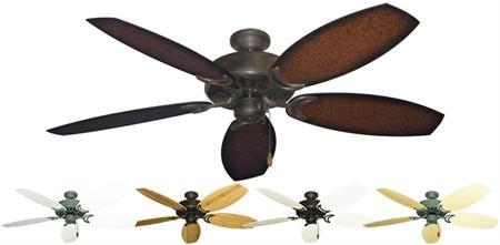 Gulf Coast Dixie Belle Outdoor Tropical Ceiling Fan W 52