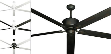 96 inch Hercules Ceiling Fan