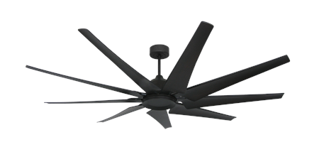 72 inch Liberator Ceiling Fan - Oil Rubbed Bronze by TroposAir
