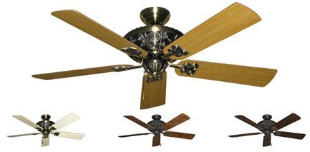 Gulf Coast   Monarch Decorative Ceiling Fan W/ 52