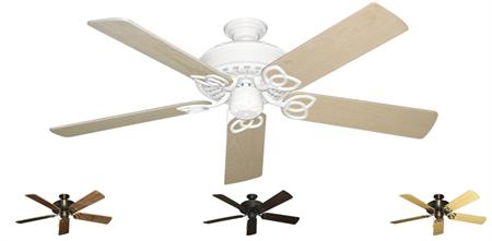 Gulf Coast - Renaissance Traditional Ceiling Fan w/ 52