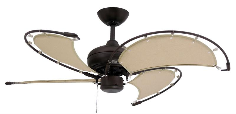 40 inch Voyage Oil Rubbed Bronze Nautical Ceiling Fan by TroposAir