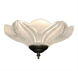 Lotus Flower 170 Ceiling Fan Light - The Tropical Fan Company