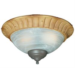 Cabana Breeze Light 199 Ceiling Fan Light - The Tropical Fan Company
