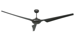 TroposAir Ion 76 Inch Ceiling Fan Shown In Oil Rubbed Bronze
