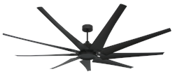 82 inch Liberator Ceiling Fan - Oil Rubbed Bronze by TroposAir