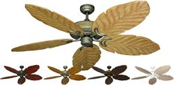Atlantis Outdoor Tropical Ceiling Fan w/ 58