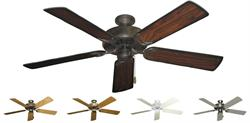 Dixie Belle Traditional Ceiling Fan w/ 52