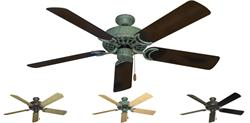 Gulf Coast - Dixie Belle Outdoor Ceiling Fan w/ 52