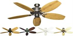 52 inch Dixie Belle Ceiling Fan - Oar Blades