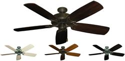 52 inch Dixie Belle Outdoor Ceiling Fan Arbor 425 - Hand Crafted Blades