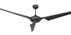 Ion 76 inch Oil Rubbed Bronze Ceiling Fan by TroposAir